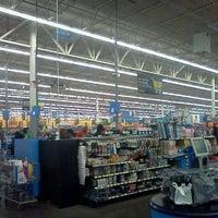 Photo taken at Walmart Supercenter by Alan M. on 6/22/2012