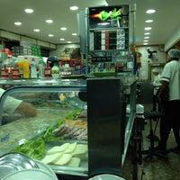 Photo taken at Pizzaria Sena by Eduardo N. on 3/1/2012