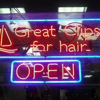 Photo taken at Great Clips by Amy D. on 12/5/2011