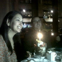 Photo taken at Angelo & Maxie's Steakhouse by Heather S. on 11/26/2011