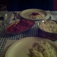 Photo taken at India House Restaurant by Marissa S. on 12/13/2011