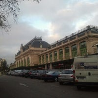 Photo taken at Gare de Lyon-Brotteaux by Marie V. on 11/28/2011