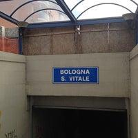 Photo taken at Stazione Suburbana Bologna Zanolini by Alessandro G. on 4/20/2012
