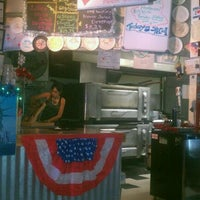 Photo taken at I Love NY Pizza by Christa D. on 6/11/2011