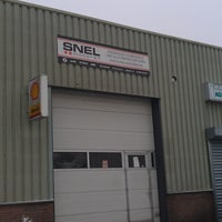 Photo taken at Snel Motoren by willem b. on 1/30/2012
