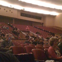 Photo taken at Lisner Auditorium by Heather on 1/20/2011