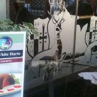 Photo taken at White Harte Pub by Geoff S. on 4/8/2012