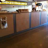 Photo taken at Which Wich? Superior Sandwiches by Josh B. on 3/27/2012
