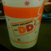 Photo taken at Dunkin' Donuts by Rita L. on 11/21/2011