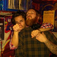Photo taken at Medusa Lounge by Patrick G. on 11/6/2011