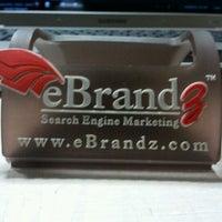 Photo taken at Ebrandz by Roshan S. on 2/28/2012