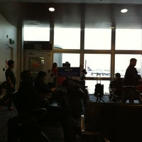 Photo taken at Gate B2 by Ryan C. on 11/28/2011