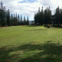 Photo taken at Mililani Golf Club by James B. on 7/8/2012