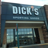 Photo taken at DICK'S Sporting Goods by Edward B. on 2/1/2012