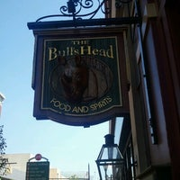 Photo taken at The Bull's Head Tavern by Paul V. on 6/15/2012