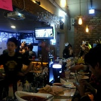 Photo taken at The Bulldog Pub by Lykyung K. on 4/16/2012