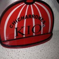 "Photo taken at Chicharrones ""KIO"" by Rony L. on 3/18/2012"