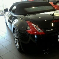 Photo taken at Rosen Nissan Milwaukee by Walter M. on 3/2/2011