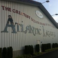 Photo taken at Atlantic Liquors by Mike B. on 8/14/2012