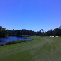 Photo taken at Whispering Pines Golf Club by Joel T. on 5/26/2011