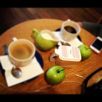 Photo taken at Nayra Cafe by Nona E. on 6/21/2012