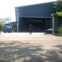 Photo taken at Komplek Batik Cibitung by Nunu Arie N. on 9/9/2011