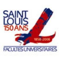Photo taken at Université Saint-Louis by Edd K. on 2/2/2011