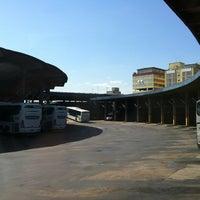 Photo taken at Estação Rodoviária de Porto Alegre by Eduardo Q. on 4/4/2012