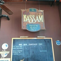 Photo taken at Cafe Bassam by James H. on 3/2/2012
