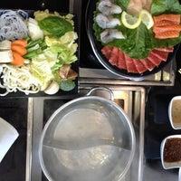Photo taken at Koji's Sushi & Shabu Shabu by Glenn S. on 6/8/2012