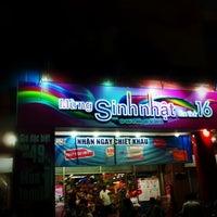Photo taken at Co.opmart Ly Thuong Kiet by Steven T. on 4/17/2012