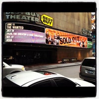 Photo taken at PlayStation Theater by Bryan C. on 6/14/2012