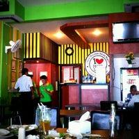 Photo taken at Pecel Lele Lela by Ali Arief M. on 3/16/2012
