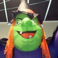 Photo taken at Halloween Express by Ryan O. on 10/27/2011