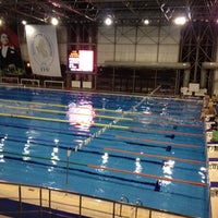 1/6/2012にMelissa G.がİTÜ Olimpik Yüzme Havuzuで撮った写真