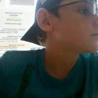 Photo taken at Joe's Pizzeria & Gyro Restaurant by Steven T. on 9/3/2011