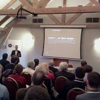 Photo taken at M Forum by Brygida W. on 12/14/2011
