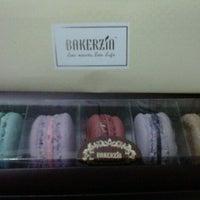 Photo taken at Bakerzin by Firdha C. on 8/15/2012