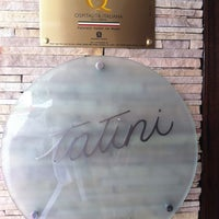 Photo taken at Tatini by Helio M. on 7/31/2011