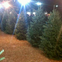 Photo taken at Sam's Wish Fund Christmas Tree Lot by Doug S. on 12/11/2011
