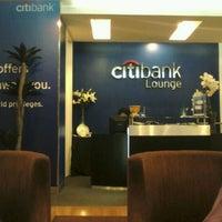 Photo taken at Citibank Lounge by Sukrisno X. on 9/24/2011