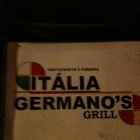 Photo taken at Pizzeria Itália by Adriano M. on 1/29/2012