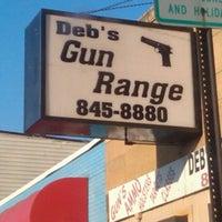 Photo taken at Deb's Gun Range by Rajiv R. on 10/6/2011