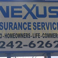 Photo taken at Nexus Insurance Services by Tracy G. on 10/31/2011