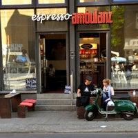 Das Foto wurde bei espresso-ambulanz von Tjado I. am 4/15/2011 aufgenommen