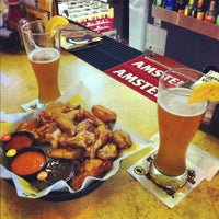 Photo taken at Buffalo Wild Wings by Said M. on 8/9/2012