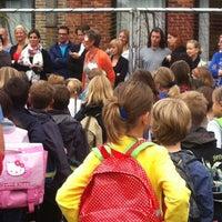 Photo taken at Vrije Basisschool De Kievit by Petra L. on 9/3/2012