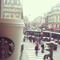 Photo taken at Starbucks Coffee by Thibault L. on 4/20/2012