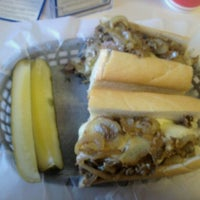 Photo taken at Philly Steak & Sub by Christopher H. on 11/22/2011