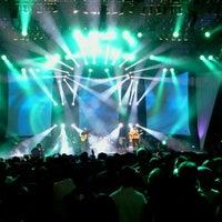 Photo taken at The AXIS Jakarta International Java Jazz Festival 2011 by trev p. on 3/4/2011